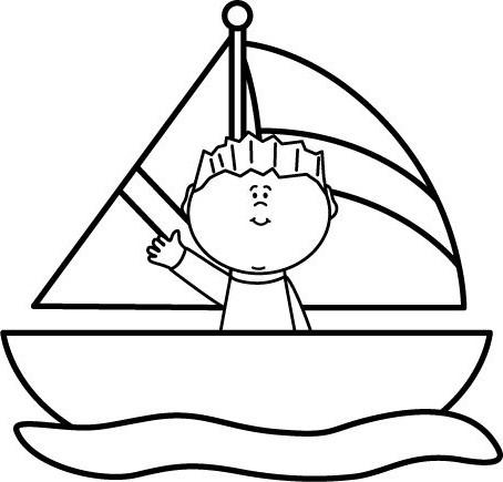 Barcos Para Colorear 𝐃𝐢𝐛𝐮𝐣𝐨𝐬 𝐩𝐚𝐫𝐚