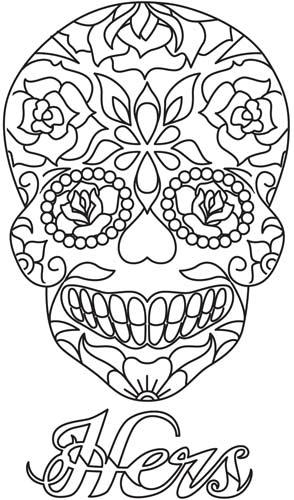 Calaveras Mexicanas Para Colorear 🥇 𝐃𝐢𝐛𝐮𝐣𝐨𝐬 𝐩𝐚𝐫𝐚 𝐢𝐦𝐩𝐫𝐢𝐦𝐢𝐫