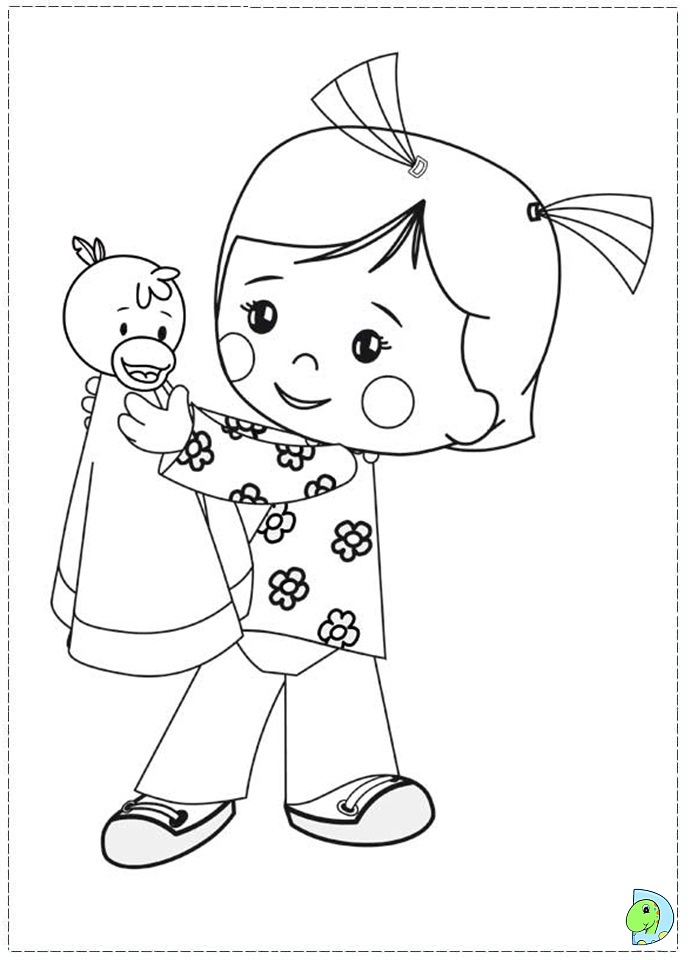cloe coloring pages - photo#35