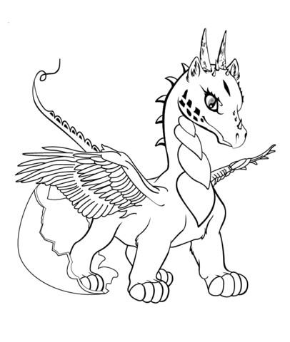 Dragones Para Colorear 𝐃𝐢𝐛𝐮𝐣𝐨𝐬 𝐩𝐚𝐫𝐚