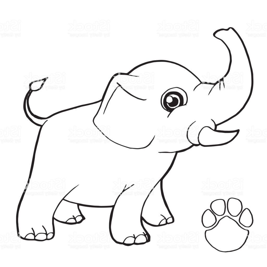 Elefantes Para Colorear 𝐃𝐢𝐛𝐮𝐣𝐨𝐬 𝐩𝐚𝐫𝐚