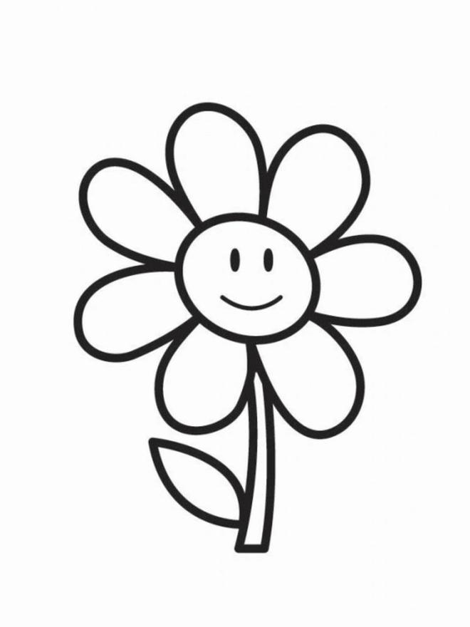 Flores Para Colorear 𝐃𝐢𝐛𝐮𝐣𝐨𝐬 𝐩𝐚𝐫𝐚