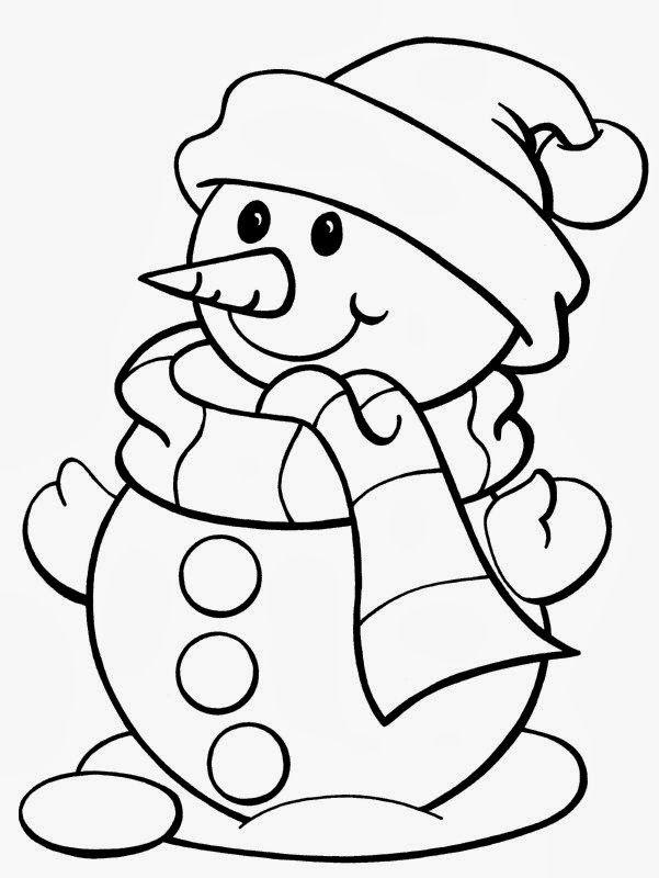 Navidad Para Colorear Dibujos Para Imprimir Y Pintar