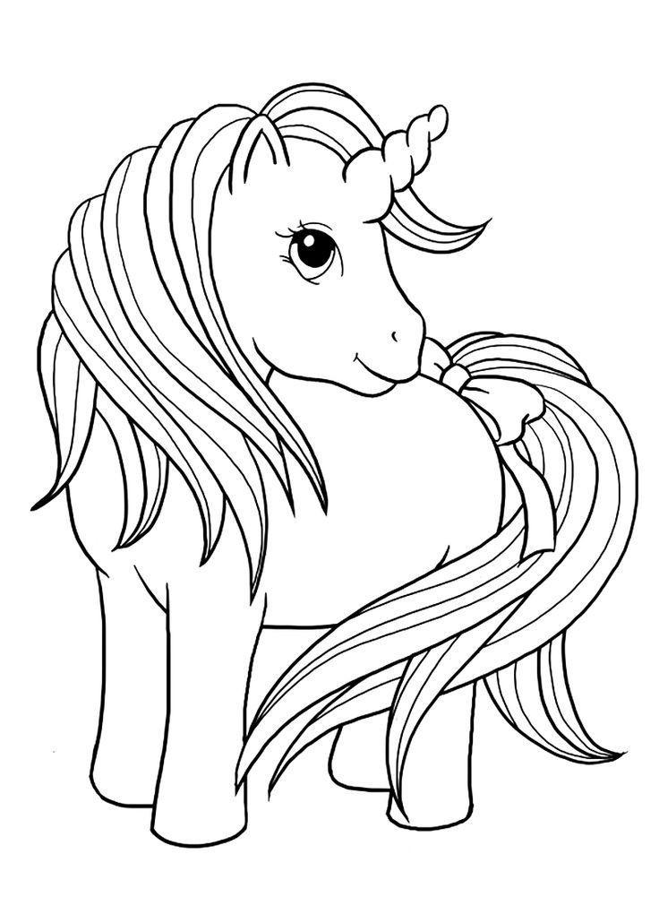 Unicornios Para Colorear 𝐃𝐢𝐛𝐮𝐣𝐨𝐬 𝐩𝐚𝐫𝐚 𝐢𝐦𝐩𝐫𝐢𝐦𝐢𝐫