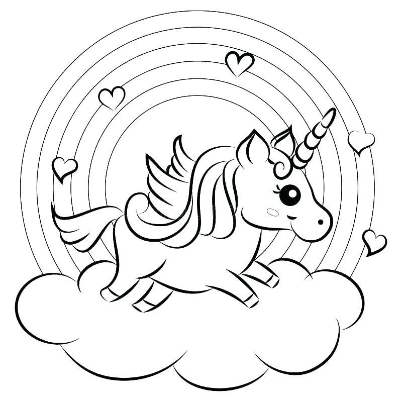 Unicornios Para Colorear 𝐃𝐢𝐛𝐮𝐣𝐨𝐬 𝐩𝐚𝐫𝐚